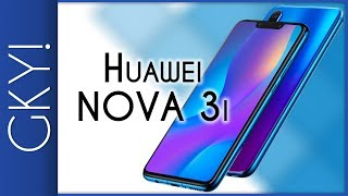 Huawei Nova 3i - Features at Highlights - GUSTO KO YAN!