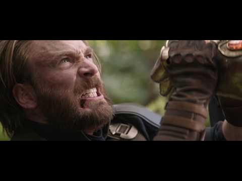 Steve Rogers scenes Infinity War HD logoless
