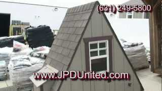 Video 26 - Dog Houses, With Video,  Fancy Dog Houses -- Jpd United