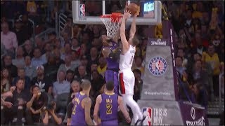 Lakers ALL DEFENSE Highlights vs Blazers – Nov 14, 2018