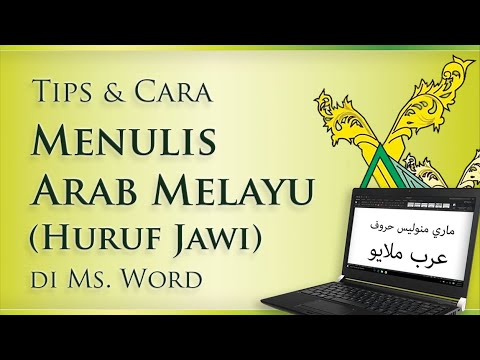 Tulisan Arab Melayu Pahit