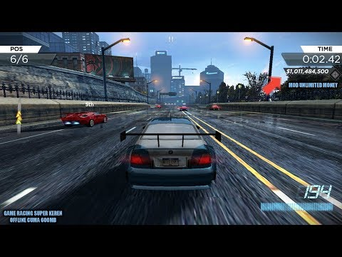Cara Download Dan Install Game Need For Speed Most Wanted Mod Di Android