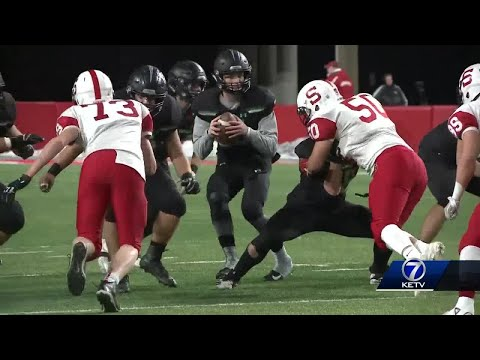 Highlights: Skutt dominant over Scottsbluff to win Class B title