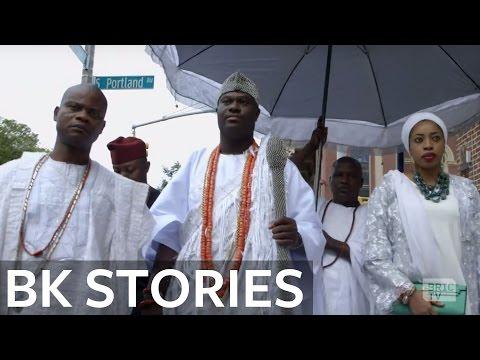 Ooni of Ife Visits MoCADA Museum in Brooklyn | BK Stories