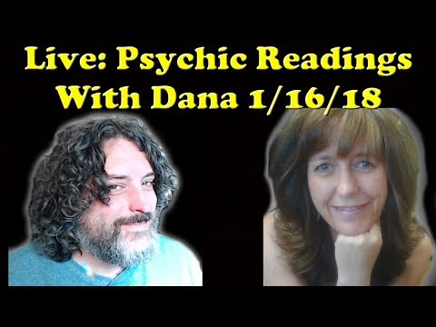 Rerun of the Twitch Show : Reading With Dana Jensen - 1-16-18