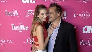 Rachel McCord & Rick Schirmer OK! So Sexy LA 2016 Red Carpet