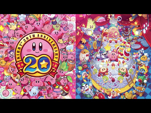 Kirby Art & Style Collection - 25 ans d'illustrations