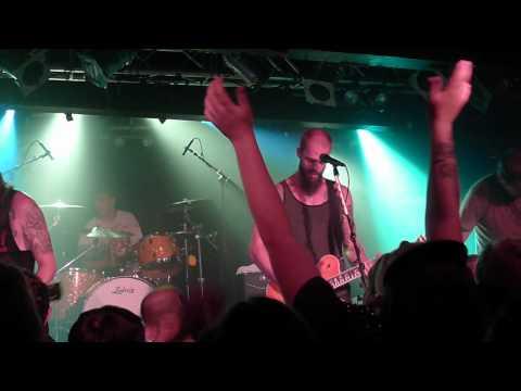 Baroness- Sea Lungs Live Debaser  2012