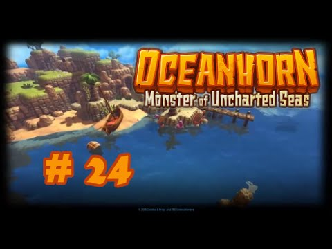 Oceanhorn: Monster Of The Uncharted Seas :: Ep24 :: The Island Of Whispers