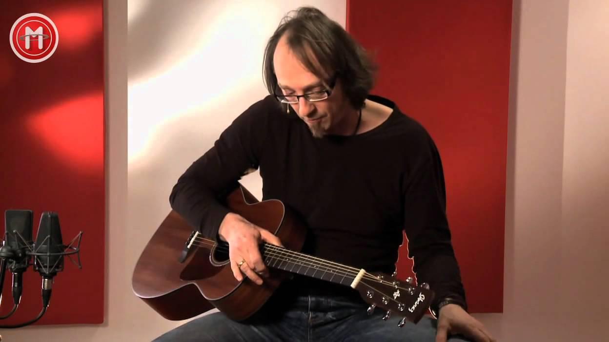 ibanez ac 240 opn gitarre im test auf youtube. Black Bedroom Furniture Sets. Home Design Ideas