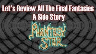 LRAFF Gaiden: Phantasy Star - Sega Master System