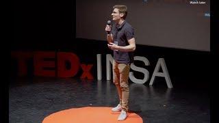 Ce que vous ne savez pas sur les surdoués | Edouard Barge | TEDxINSA