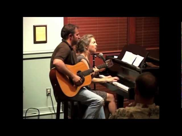 "Daniel Makins and Ellen Tipper-""A Hard Rain's Gonna Fall"""