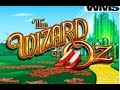The Wizard of Oz - Slot Machine