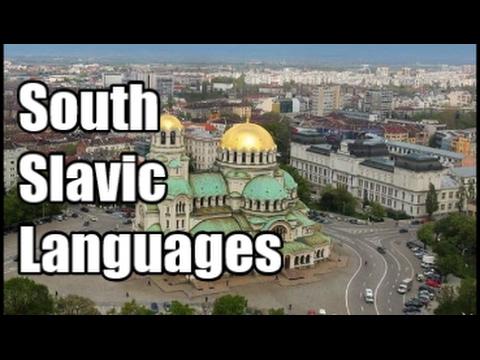 The South Slavic Languages | MultaVerba Language Video