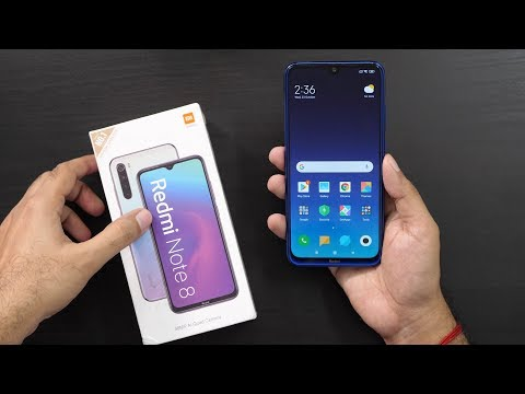 Redmi Note 8 Unboxing & Overview Ideal Phone for Rs 10K or Not