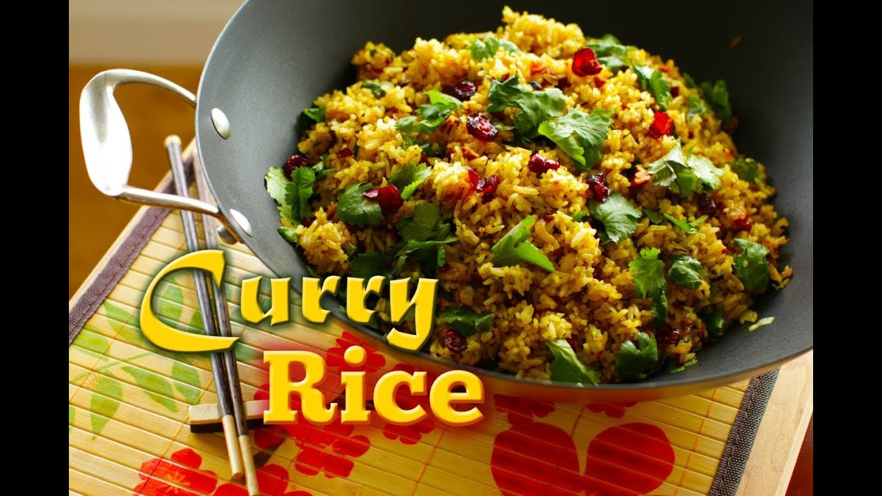 How to Make Curry Rice - YouTube