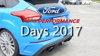 2017 Ford Performance Days - April 2017