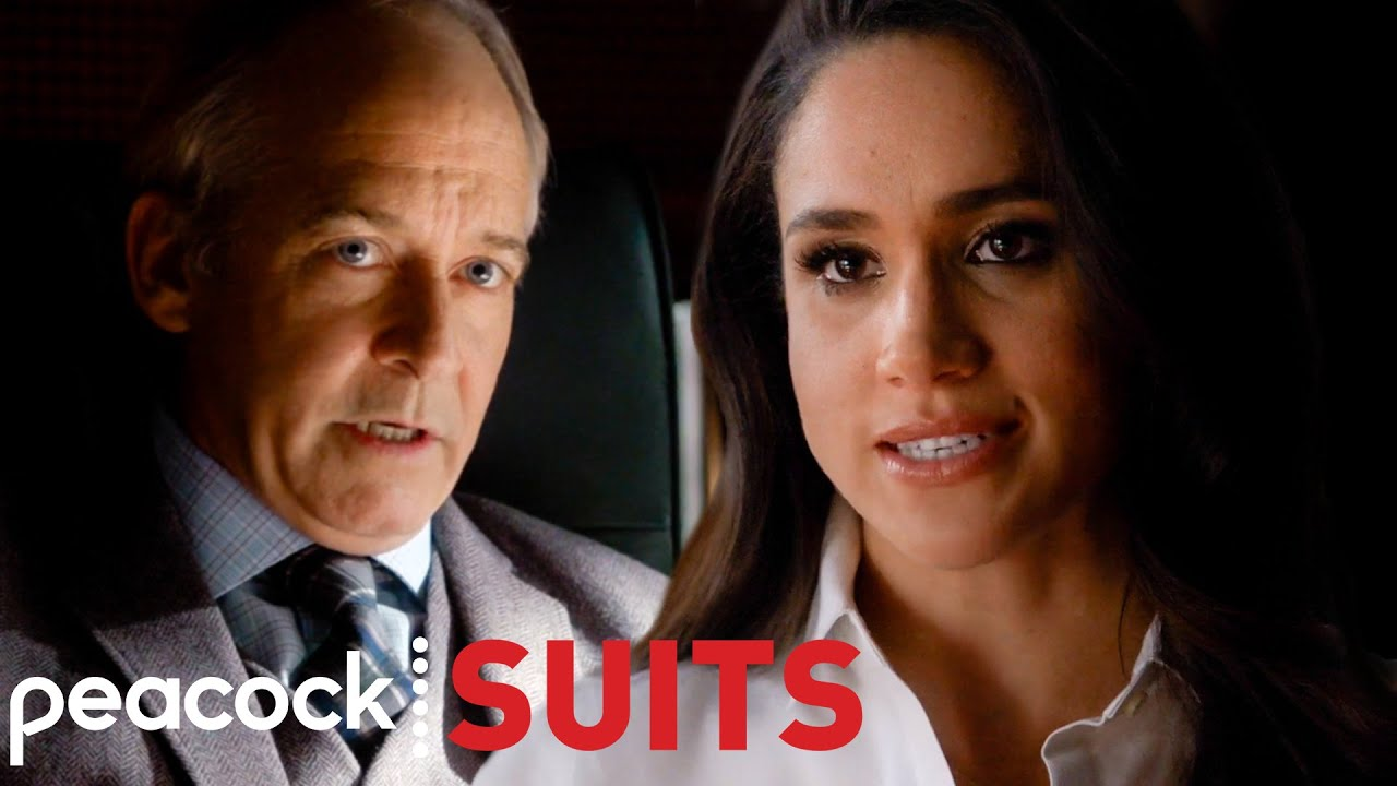 The Dean Accuses Rachel of Having Mike Take the LSAT for Her | Gibbs Goes After Rachel | Suits