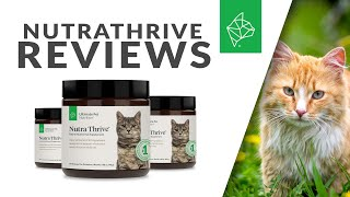 Nutra Thrive for Cats | Reviews | Ultimate Pet Nutrition