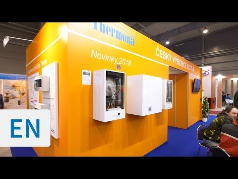 News at the Aquatherm Prague 2018 Fair | Thermona