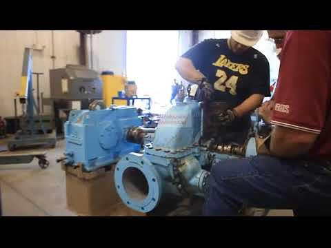 Mechanical Maintenance Service Of Rotating Equipment (Pump, Turbine)