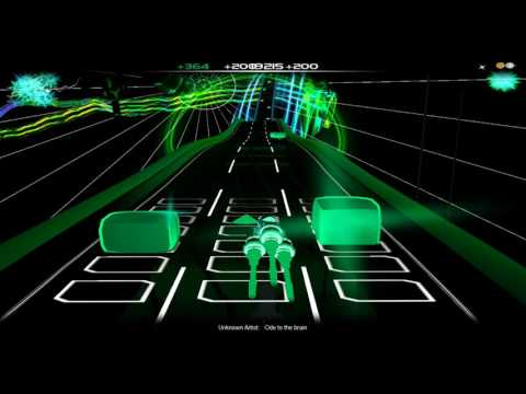 Audiosurf: Ode To The Brain