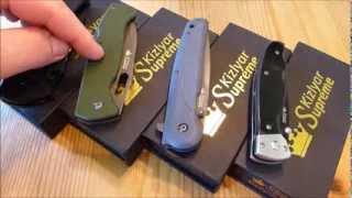 Kizlyar Supreme Knife - Model Biker Z / Ute / Bloke X / Prime