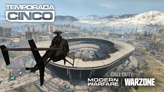 Call of Duty®: Modern Warfare® & Warzone - Trailer Oficial de la Temporada Cinco