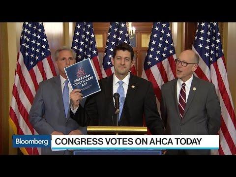 Trump's GOP Ultimatum Forces Health Care Act Vote