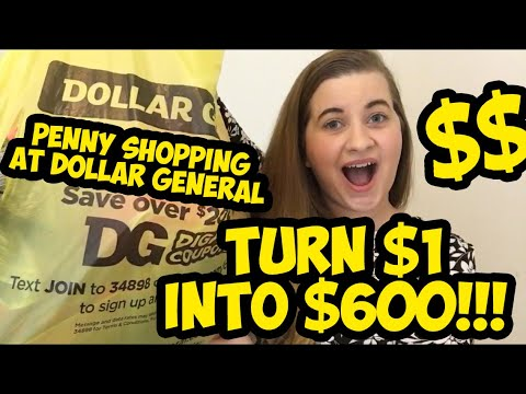 PENNY SHOPPING AT DOLLAR GENERAL OVER $600 MERCH FOR 93 CENTS! + GIVEAWAY WINNER| Savvy Steph