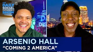 "Arsenio Hall - ""Coming 2 America"" & Breaking Late-Night Barriers 