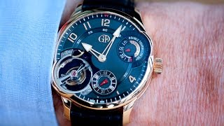 The Greubel Forsey Double Tourbillon Asymétrique Explained