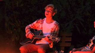 Heartbreaker Justin Bieber acoustic cover by 15yr old Straalen