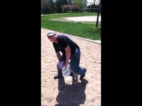 Ten seconds in the saddle.wmv
