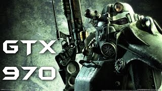 Fallout 3 | GTX 970 OC | DSR - 2160p | FRAME-RATE TEST