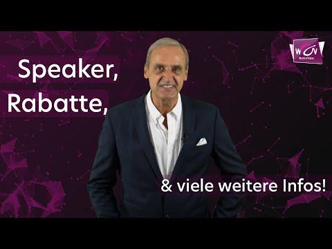 Warum Sie unbedingt die World of Value besuchen sollten! Speaker, Rabatte uvm.   Florian Homm