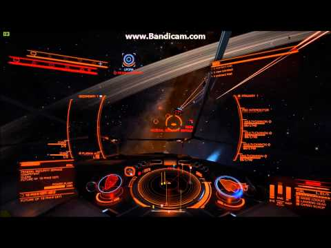 Elite Dangerous: Taking out the Federal Capital Ships