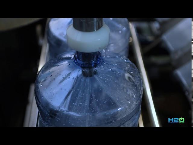 H2On - Fabrica de îmbuteliere