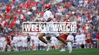 WEEKLY WATCH National Championship Edition
