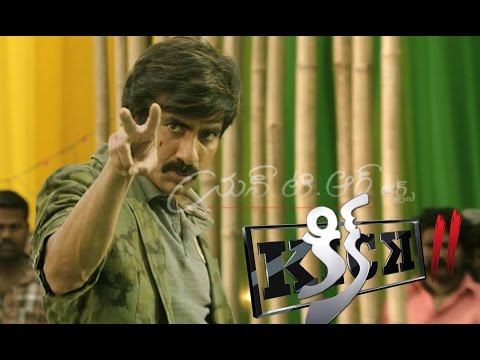 Kick 2 Theatrical Trailer   | Ravi Teja, Rakul Preet Singh | S. Thaman | Surender Reddy