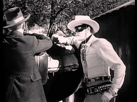 The Lone Ranger SIX GUN'S LEGACY (Episode 11)