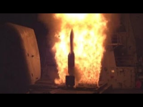 Successful test: US shoots down ballistic missile