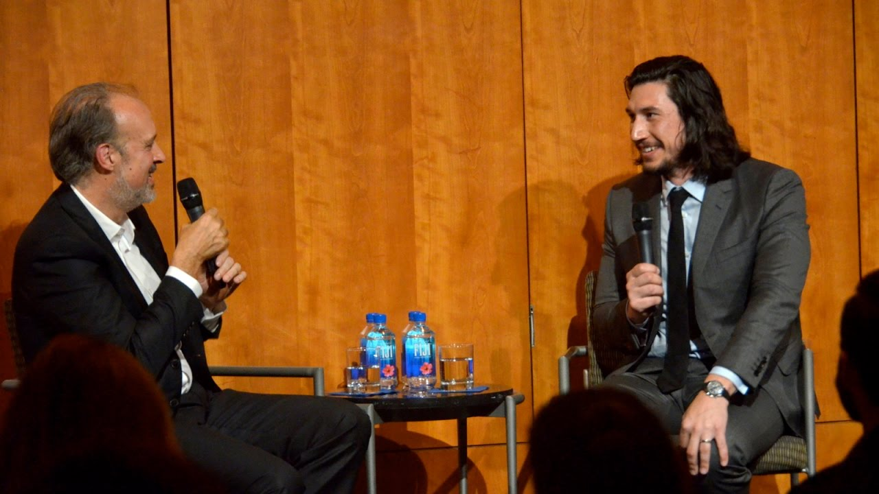 An Evening with Adam Driver | NYFF54