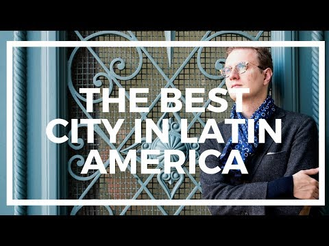 The Best City to Live in Latin America Mp3