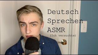 Deutsch Sprechen ASMR