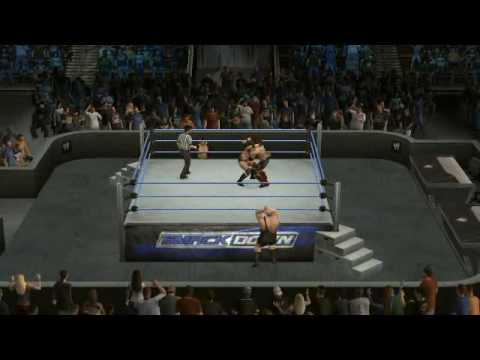 WWE SmackDown vs. RAW 2010 10/26/09 22:05