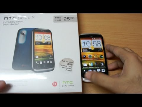 HTC Desire X full in-depth review