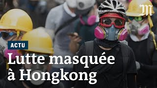 À Hongkong, les masques de la rébellion