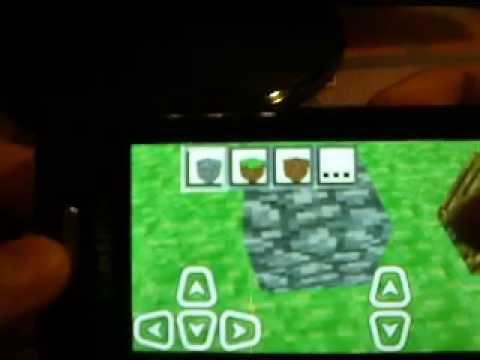 minecraft na telefon dotykowy
